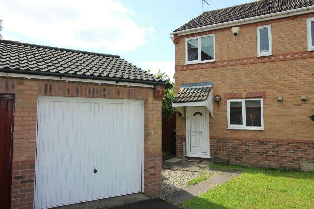 2 Bedrooms Semi Detached House for sale in Haydock Close, Aldermans Green, Coventry