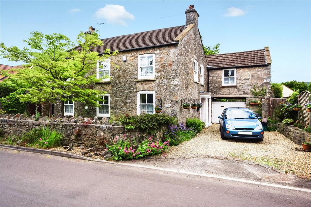 4 Bedrooms House for sale in Barrows Road, Cheddar, Somerset, BS27