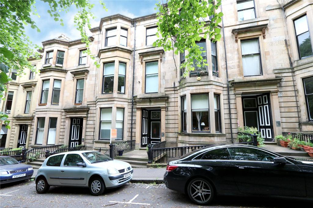 3 Bedrooms Apartment Flat for sale in Flat 4, Bowmont Terrace, Dowanhill, Glasgow