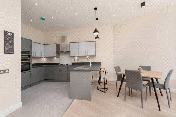 2 Bedrooms Apartment Flat for sale in Flat 3, Allan Park Road, Edinburgh, Midlothian