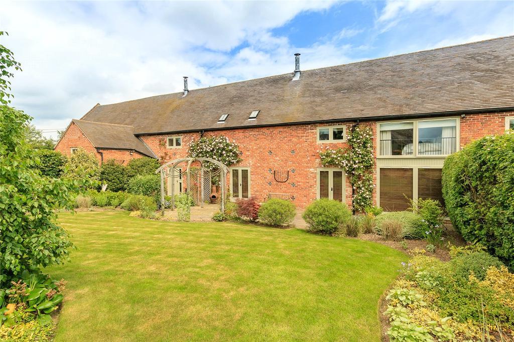 4 Bedrooms Terraced House for sale in Moat Farm Barns, Stapleton, Dorrington, Shrewsbury