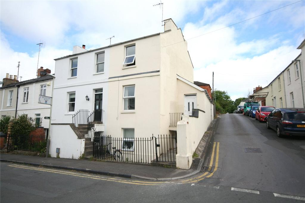 3 Bedrooms End Of Terrace House for sale in Cudnall Street, Charlton Kings, Cheltenham, GL53