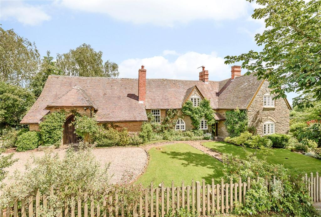 4 Bedrooms Detached House for sale in Leysters, Leominster, Herefordshire