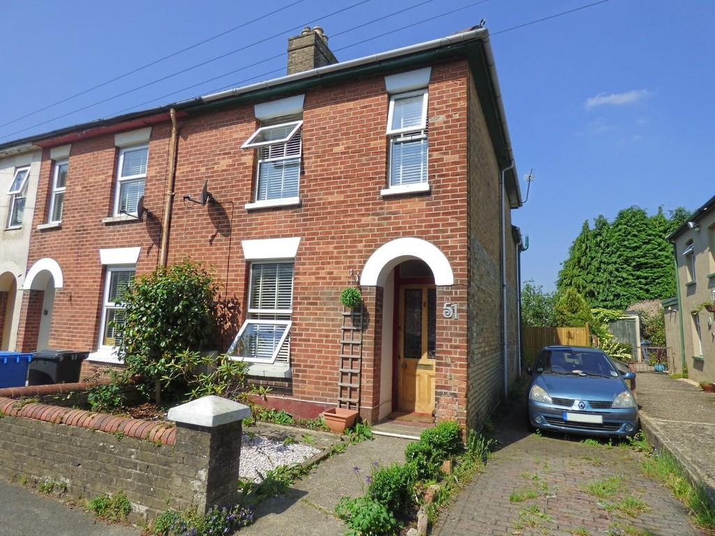 2 Bedrooms End Of Terrace House for sale in Parkstone, Poole