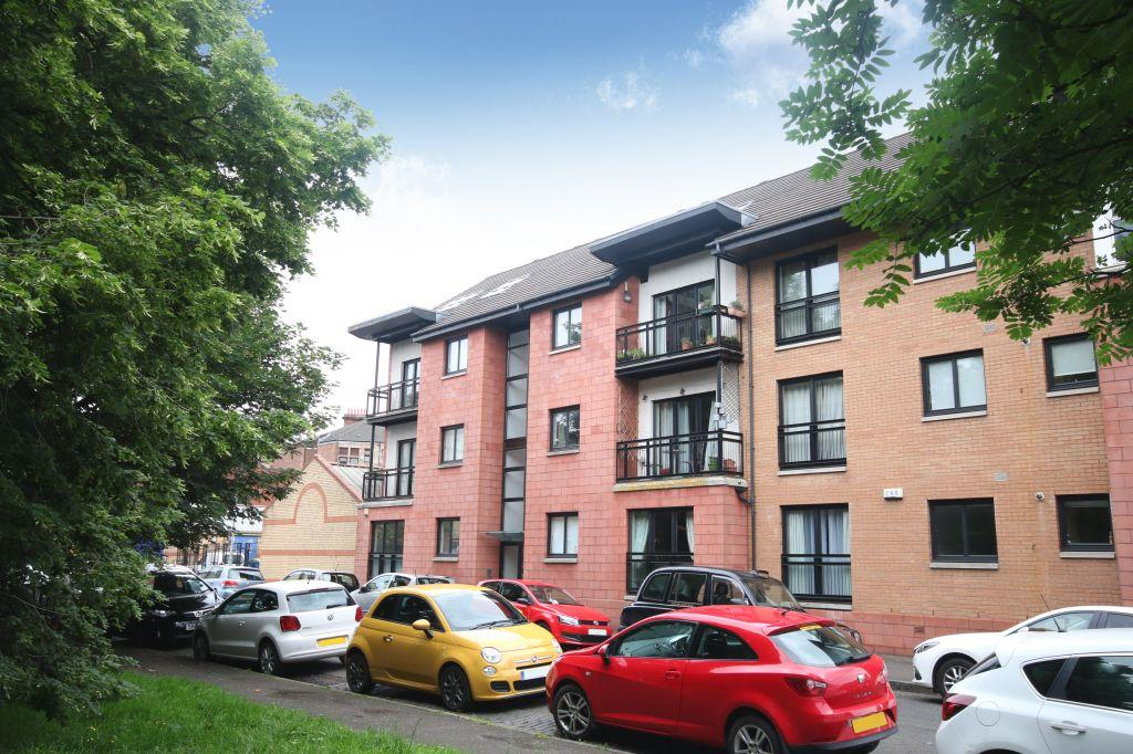 2 Bedrooms Ground Flat for sale in 0/1, 71 Purdon Street, Partick, G11 6AF