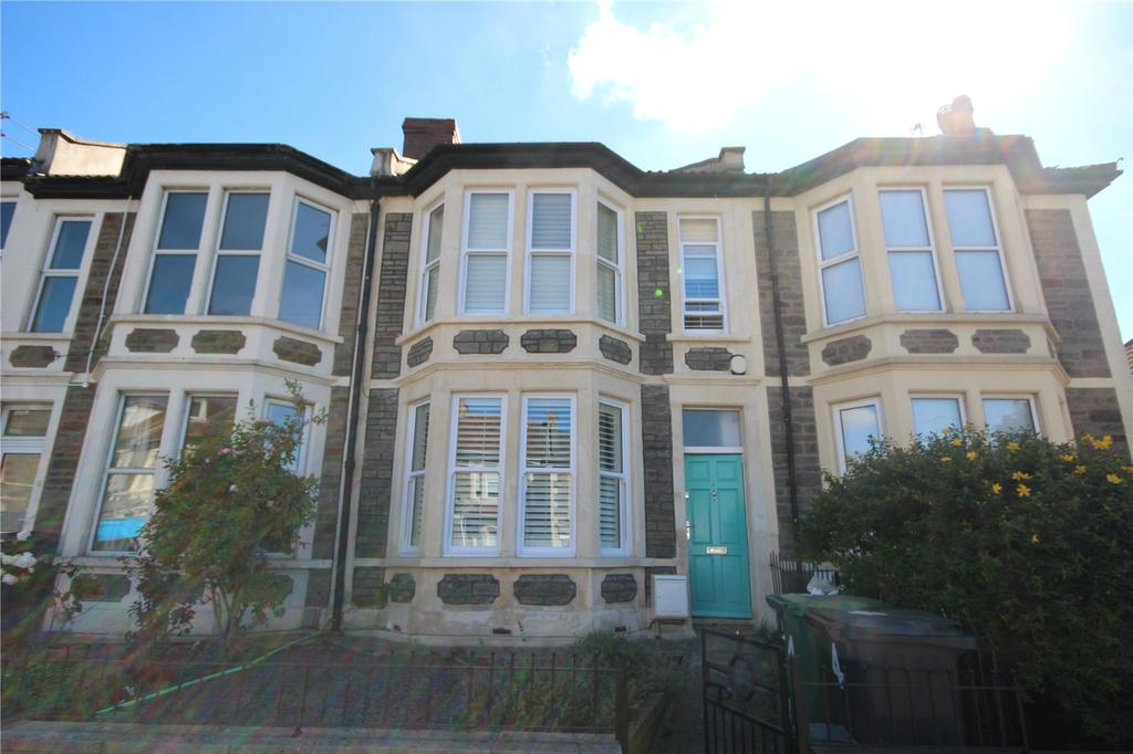 3 Bedrooms Terraced House for rent in High Street, Staple Hill, Bristol, BS16