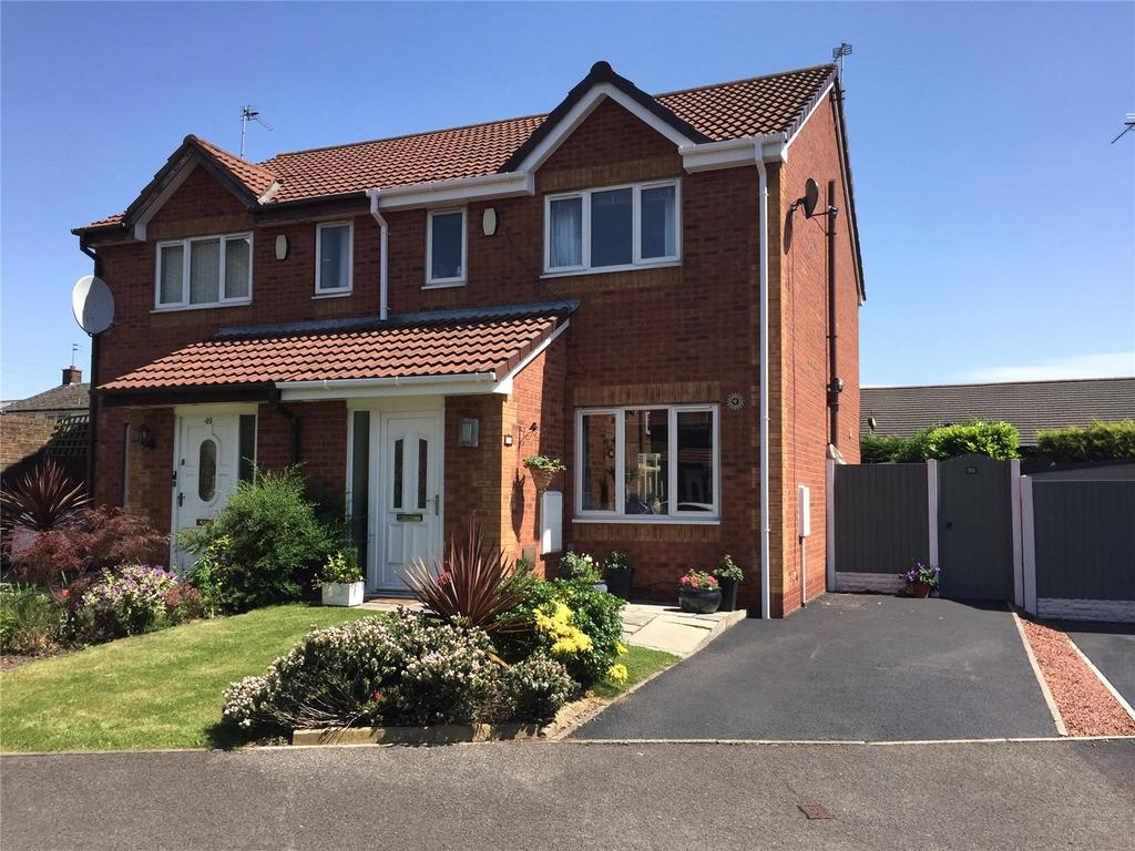 3 Bedrooms Semi Detached House for sale in Merrydale Drive, Liverpool, Merseyside, L11