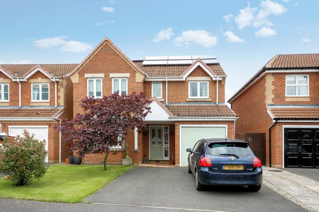 4 Bedrooms Detached House for sale in Brick Kiln Lane, Ibstock