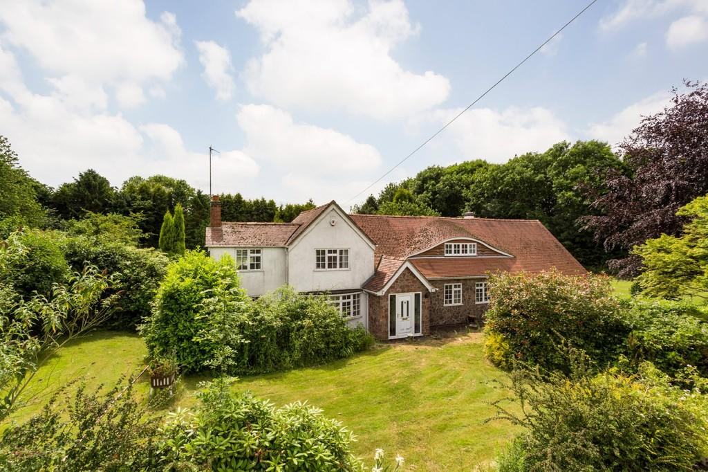 5 Bedrooms Detached House for sale in Zion Hill, Peggs Green, Coleorton