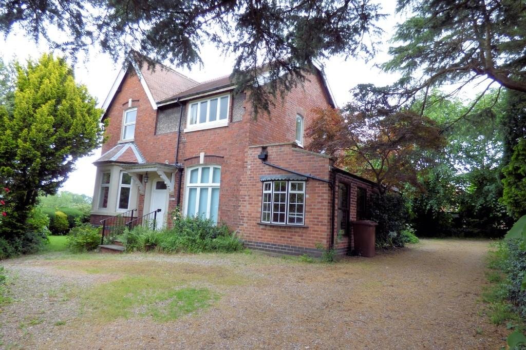 4 Bedrooms Detached House for sale in Station Road, Rolleston-on-dove