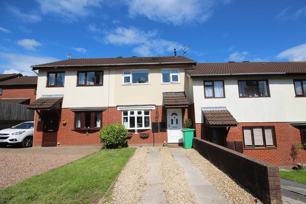 3 Bedrooms Terraced House for sale in Garrick Drive, Thornhill, Cardiff