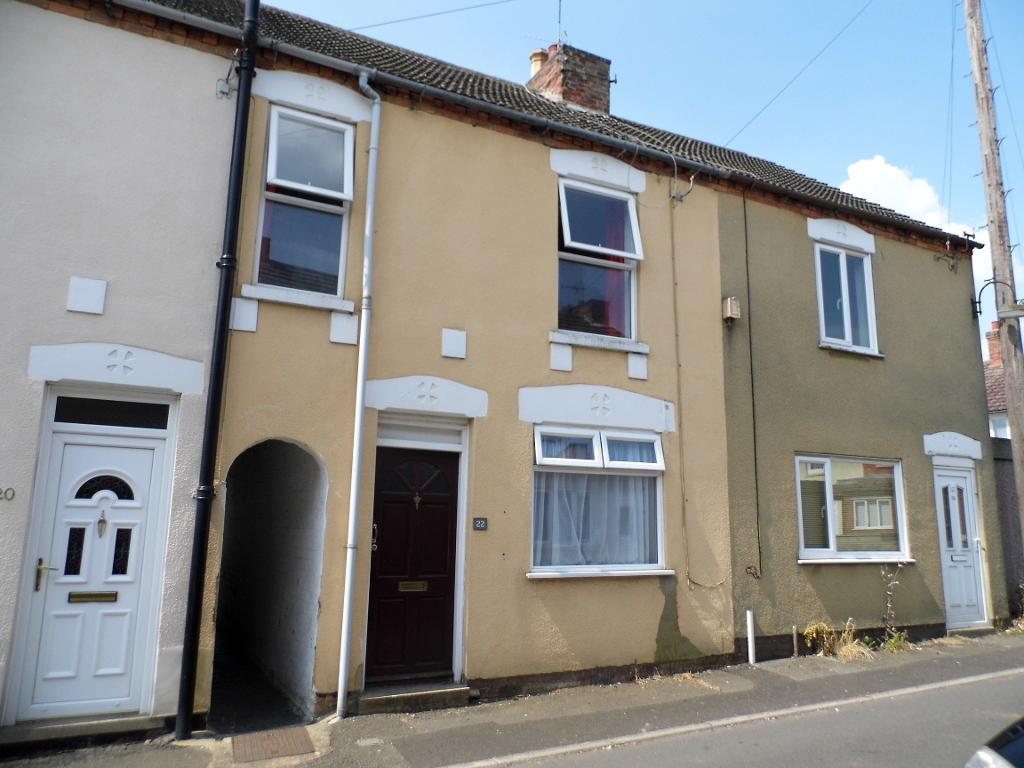 2 Bedrooms Terraced House for sale in Burghley Close, Desborough, NN14 2RB