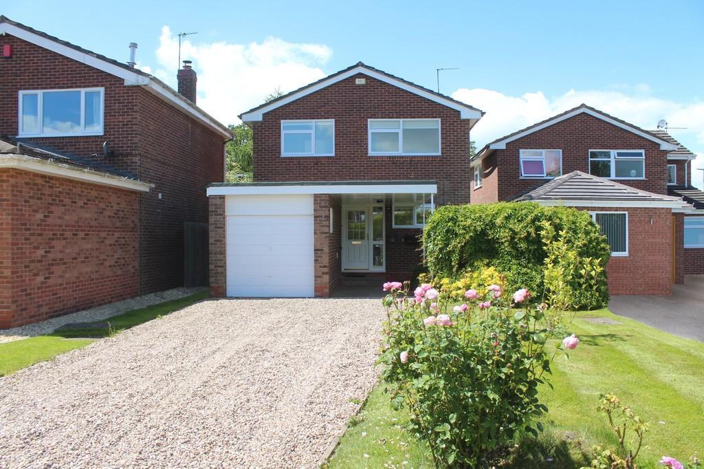3 Bedrooms Detached House for sale in Hansell Drive, Dorridge