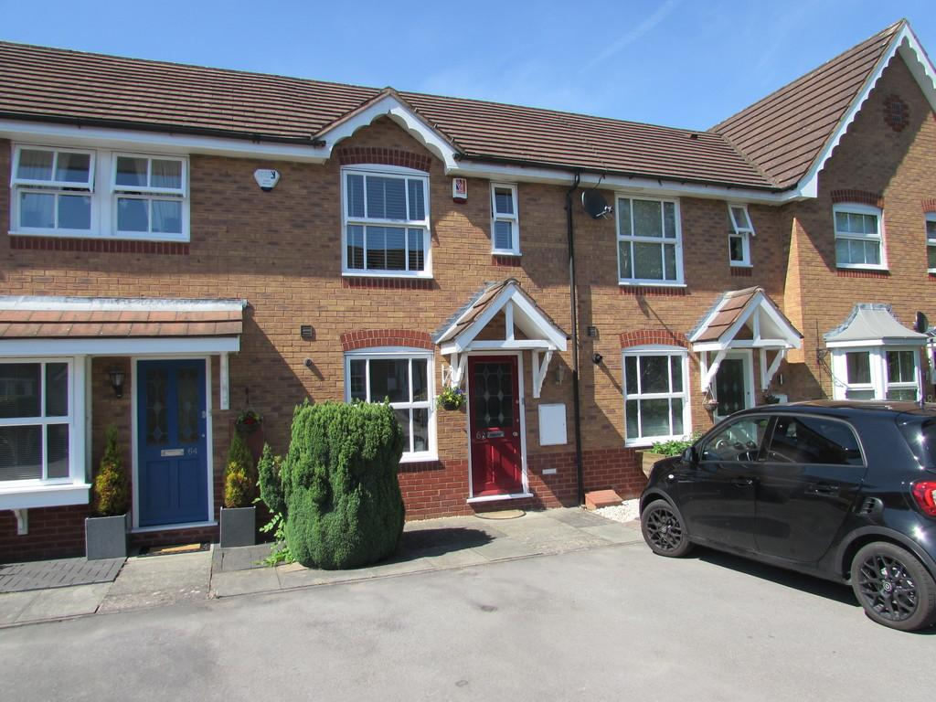 2 Bedrooms Terraced House for sale in Charterhouse Drive, Solihull