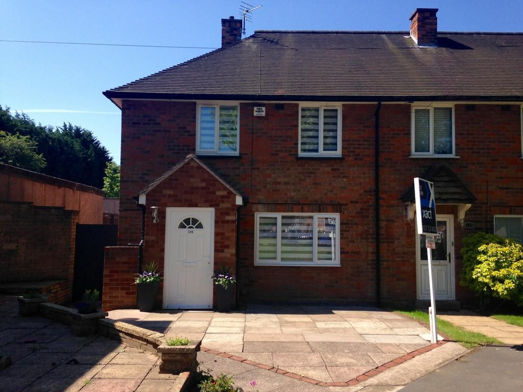 2 Bedrooms End Of Terrace House for sale in Scott Road, Solihull