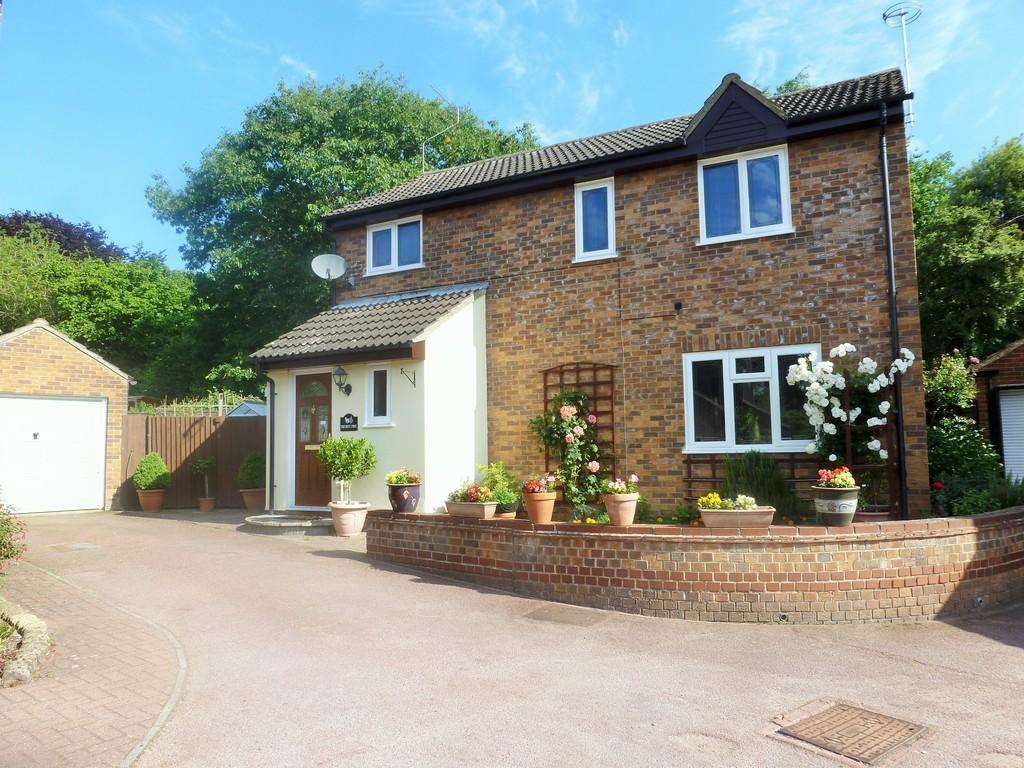 4 Bedrooms Detached House for sale in Acorn Road , North Walsham