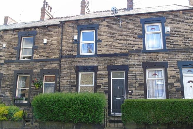 3 Bedrooms Terraced House for sale in 7 Mount Street, Barnsley, S70 1PA