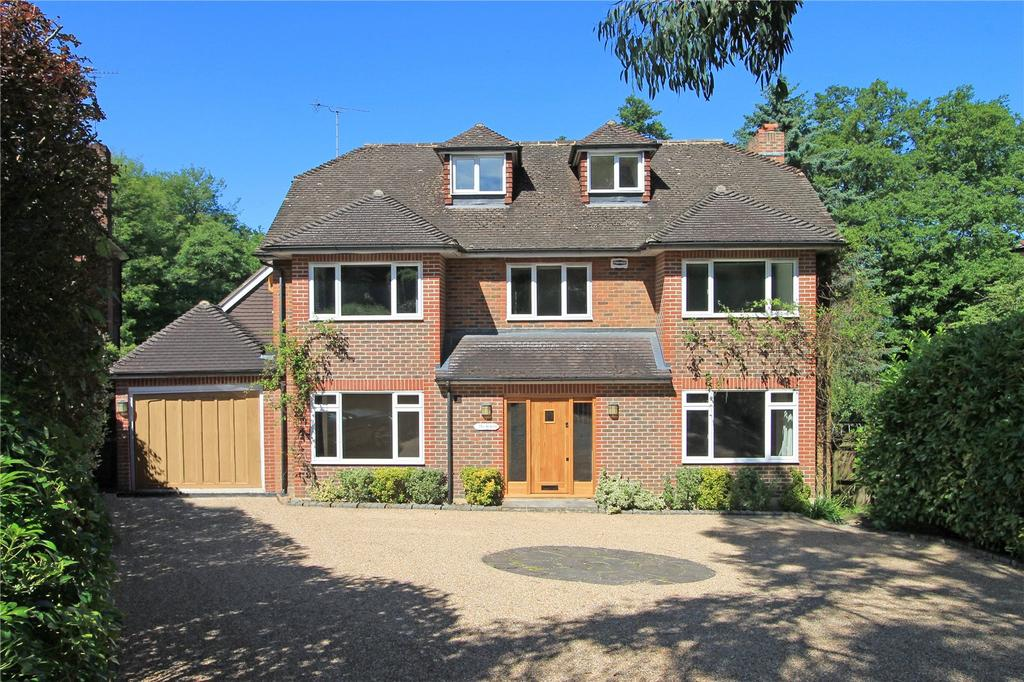 5 Bedrooms Detached House for sale in Montreal Road, Sevenoaks, Kent, TN13