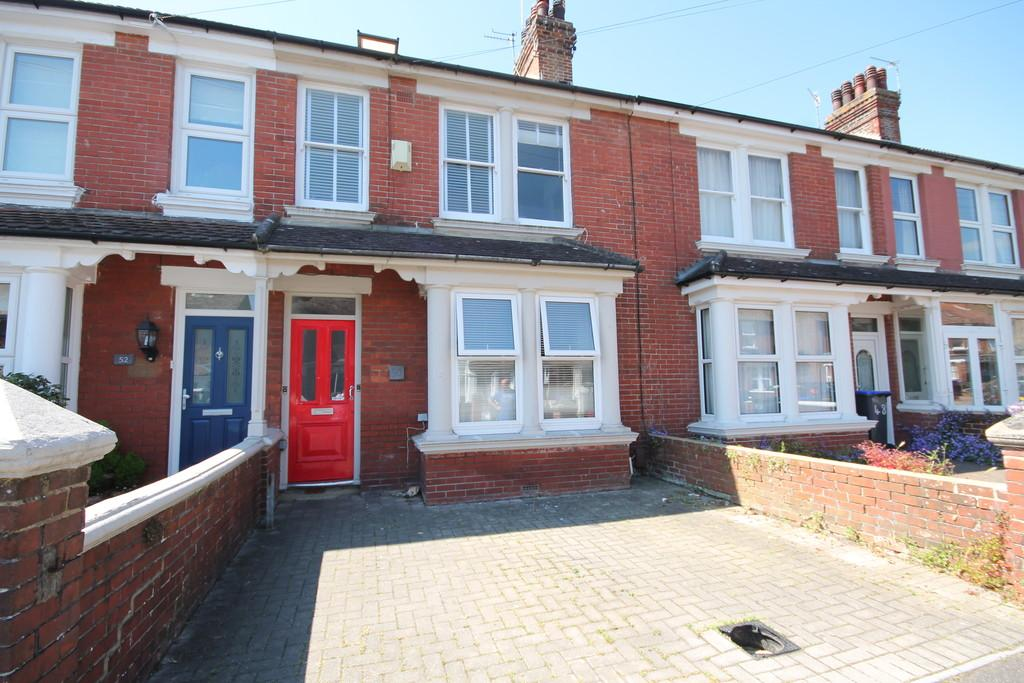 1 Bedroom Ground Flat for sale in Gordon Road, Shoreham-by-Sea, BN43 6WE