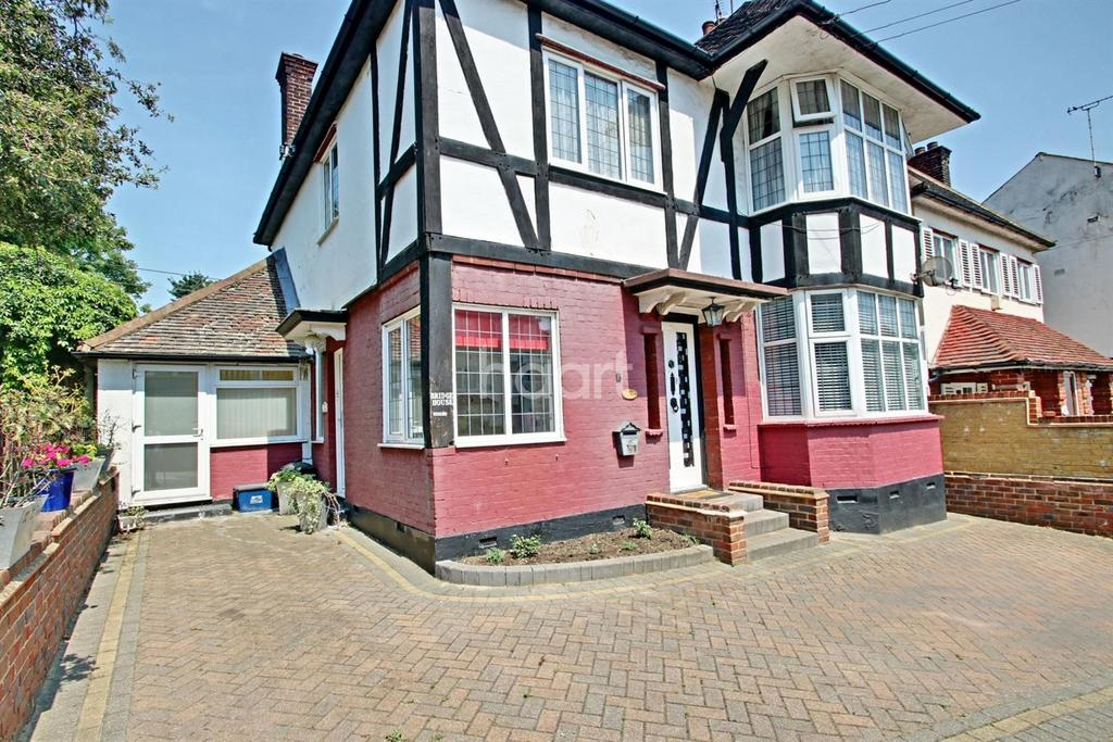 2 Bedrooms Flat for sale in Westcliff-on-sea