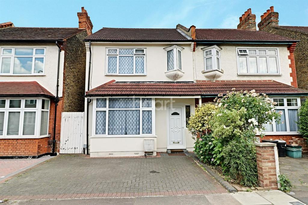 3 Bedrooms Semi Detached House for sale in Cowley Road, Ilford, Essex