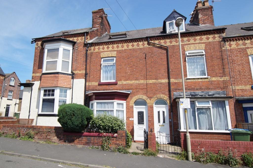 3 Bedrooms End Of Terrace House for sale in Ireton Street, Scarborough