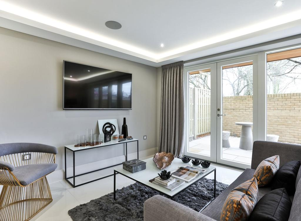 3 Bedrooms Flat for sale in Crystal Palace Parade London SE19