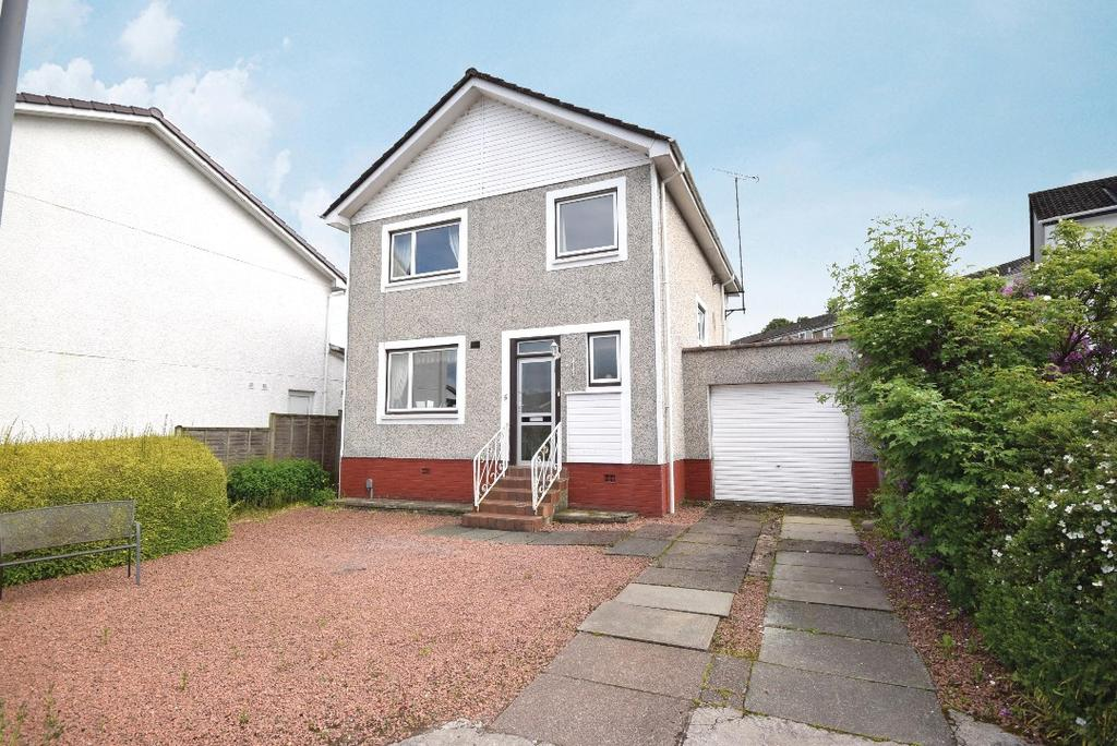 3 Bedrooms Detached House for sale in Castleton Grove, Newton Mearns, Glasgow, G77 5LH