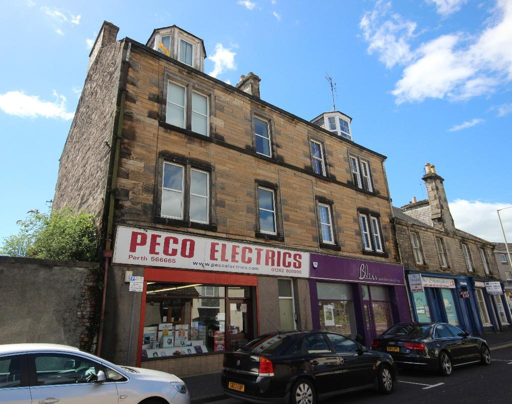 2 Bedrooms Flat for sale in Hospital Street, Perth, Perthshire , PH2 8HN