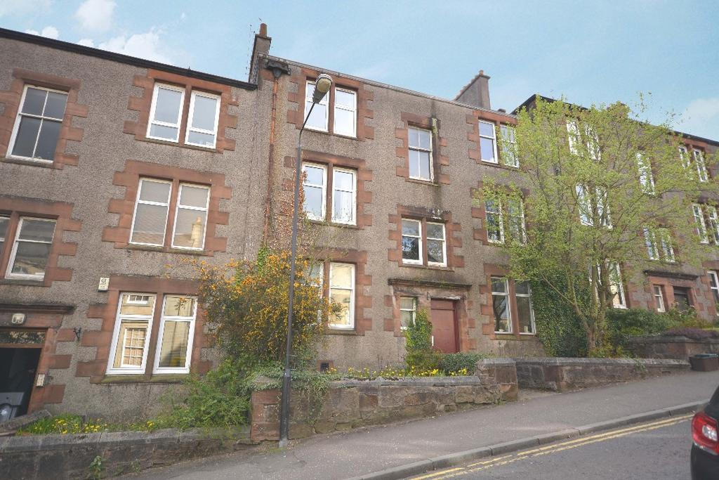 1 Bedroom Flat for sale in Irvine Place, Stirling, Stirling, FK8 1BZ