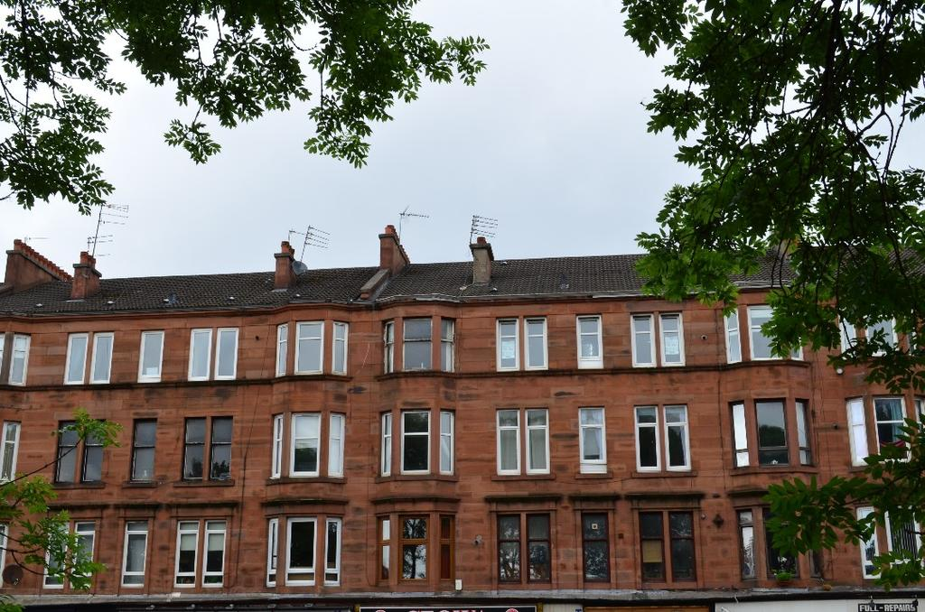 2 Bedrooms Flat for sale in Dumbarton Road, Flat 2/1, Thornwood, Glasgow, G11 6RB