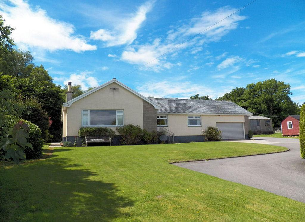 4 Bedrooms Detached Bungalow for sale in Fairwinds, Peninver, By Campbeltown, PA28 6QP