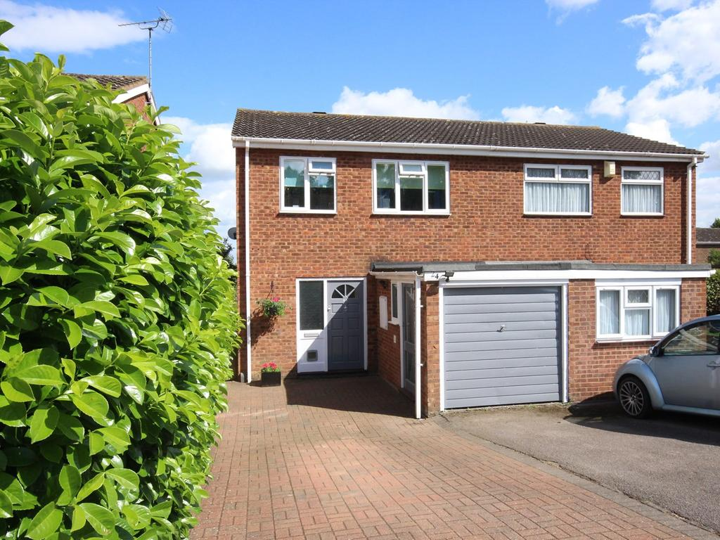 3 Bedrooms Semi Detached House for sale in Larkway, Flitwick, Bedford, MK45