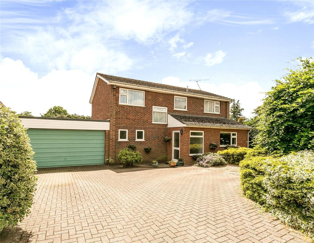 4 Bedrooms Detached House for sale in Filmer Lane, Sevenoaks, Kent, TN14