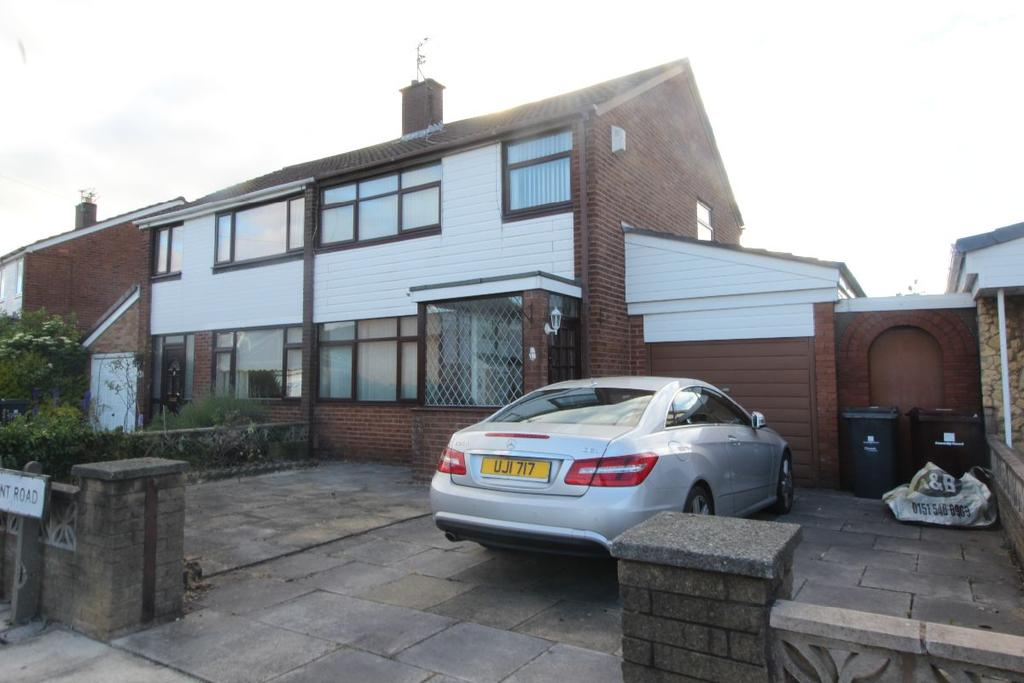 3 Bedrooms Semi Detached House for sale in North Mount Road
