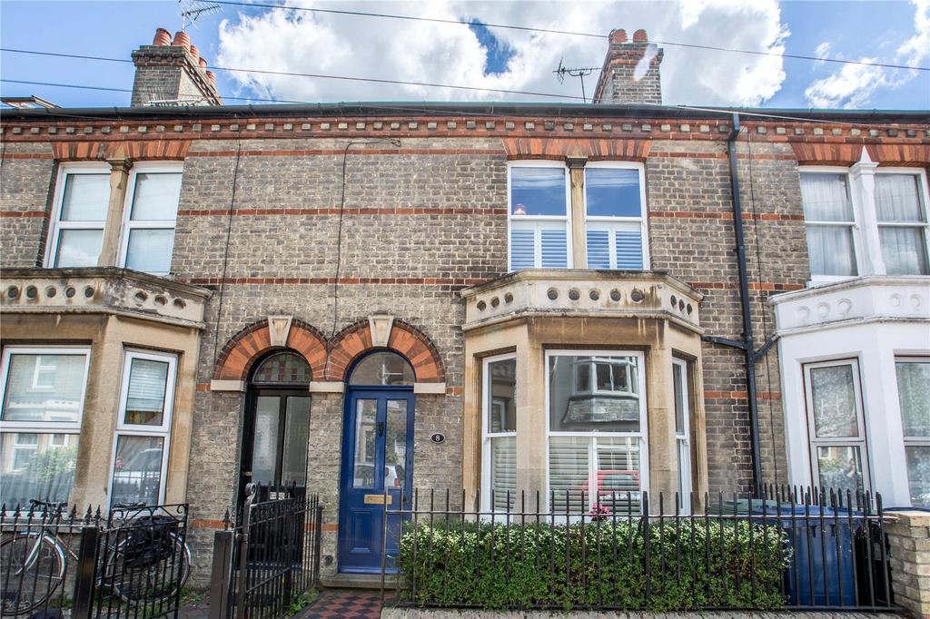 3 Bedrooms Terraced House for sale in Marshall Road, Cambridge, CB1