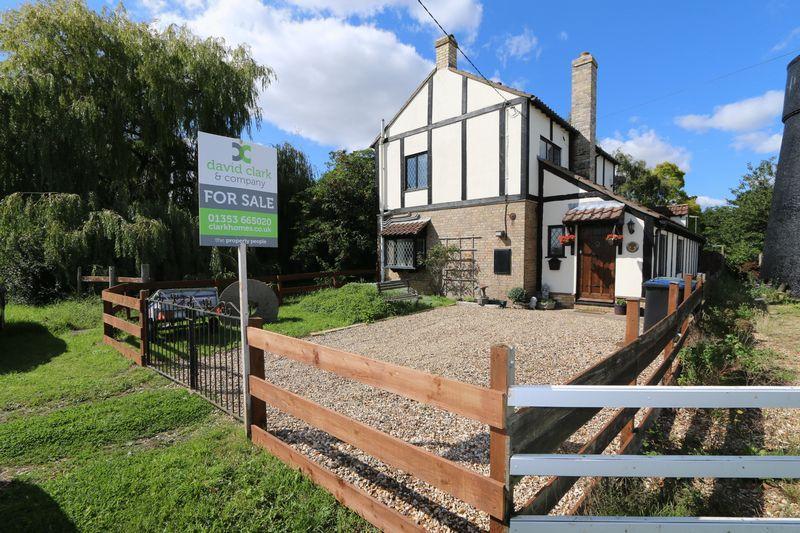 3 Bedrooms Detached House for sale in Pymoor Lane, Pymoor