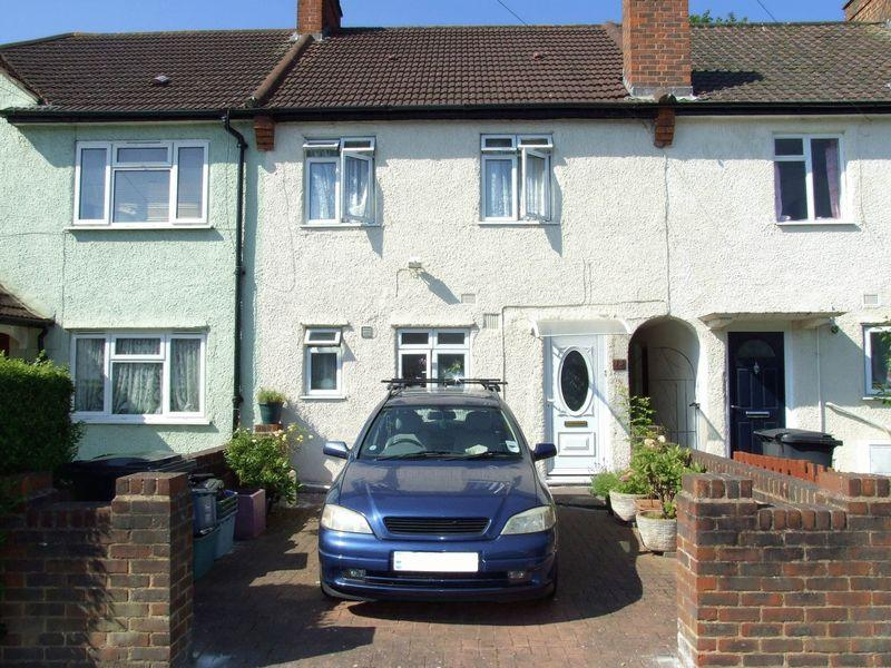 3 Bedrooms Terraced House for sale in Onslow Road, Croydon