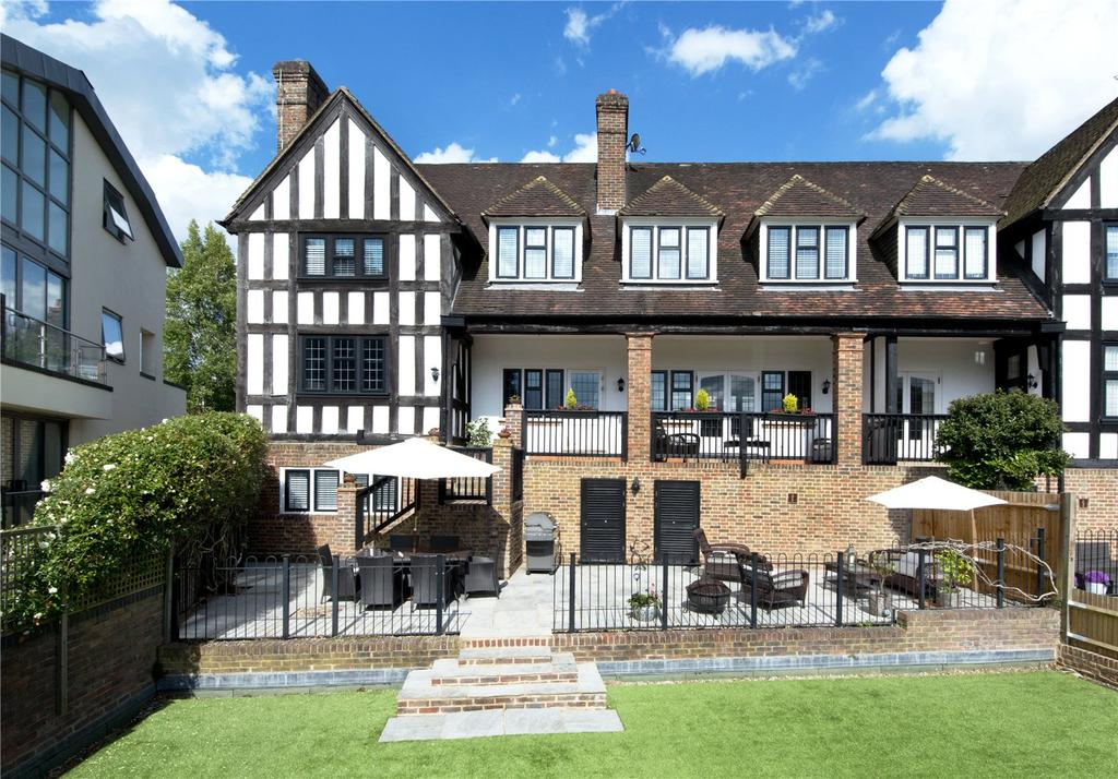 5 Bedrooms Detached House for sale in Granville Road, Sevenoaks, Kent, TN13