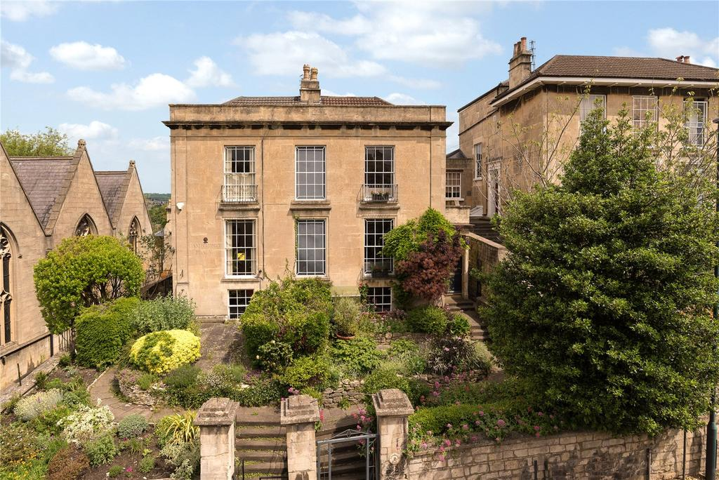 6 Bedrooms Semi Detached House for sale in Cambridge Place, Bath, BA2