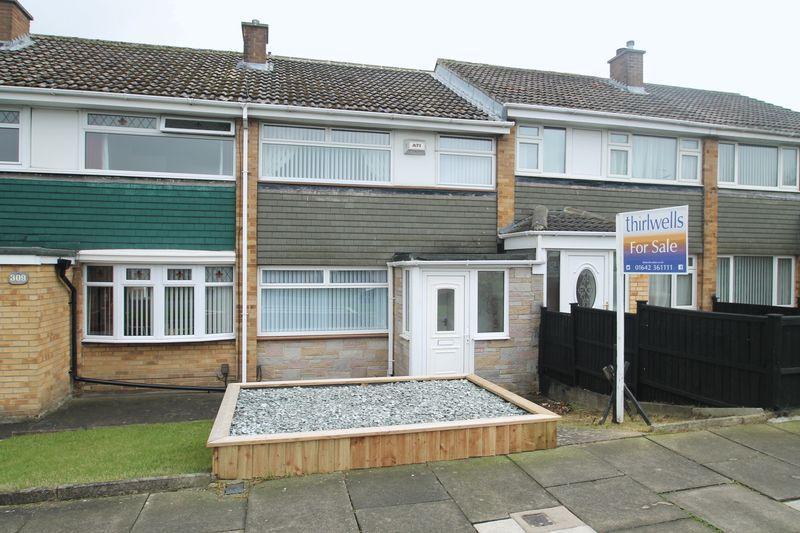 3 Bedrooms Terraced House for sale in Wolviston Back Lane, Billingham