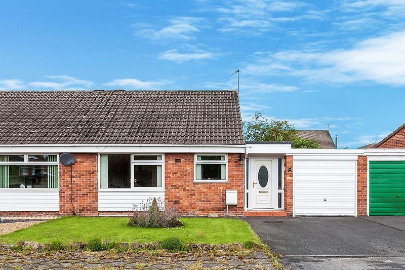 2 Bedrooms Semi Detached Bungalow for sale in Longdown Road, Congleton