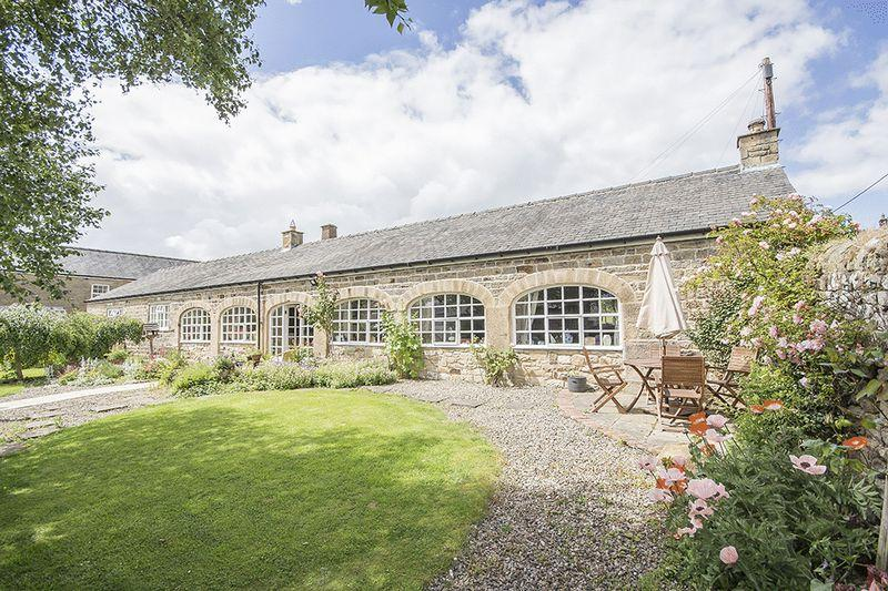 4 Bedrooms Detached House for sale in Stable Cottage, East Fourstones, Hexham