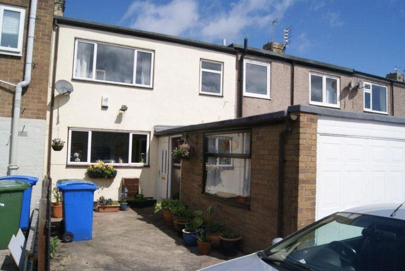 3 Bedrooms Terraced House for sale in Cheviot View, Cramlington