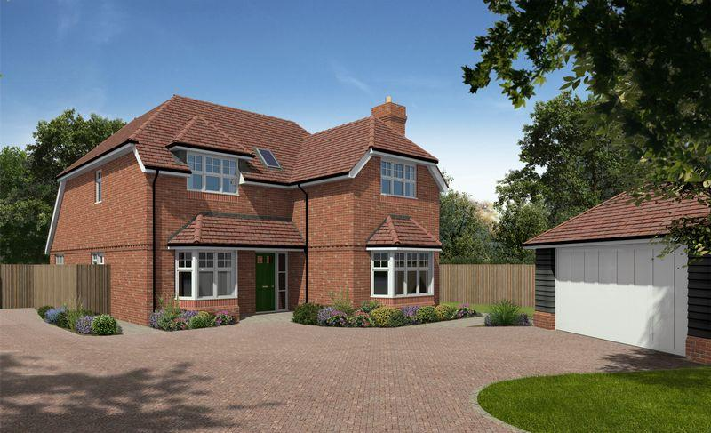 4 Bedrooms Detached House for sale in Scott Close, Farnham Common, Buckinghamshire