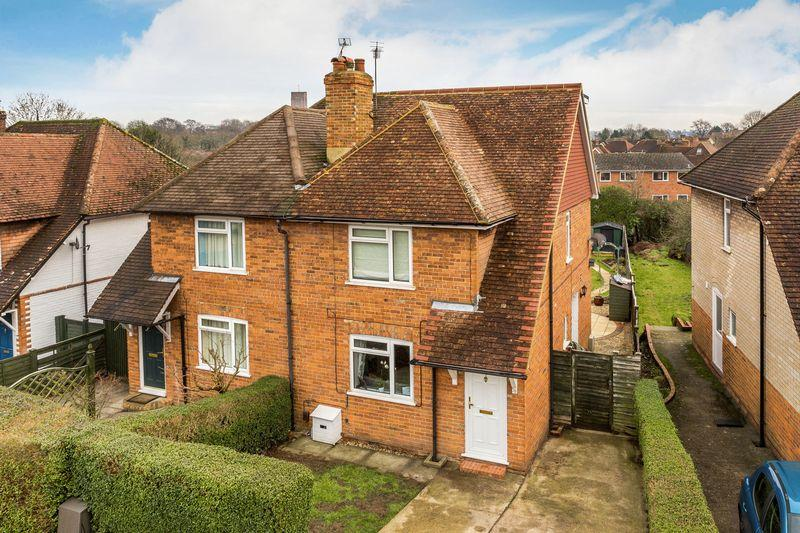 3 Bedrooms Semi Detached House for sale in Guildford Town