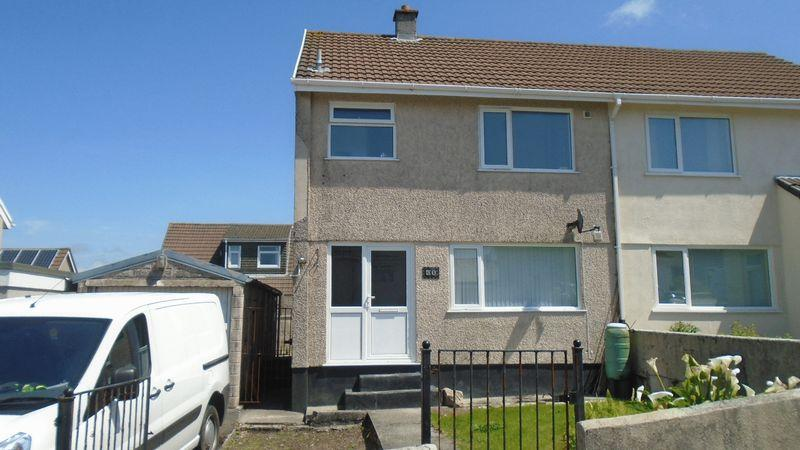 3 Bedrooms Semi Detached House for sale in Kellow Road, St. Austell