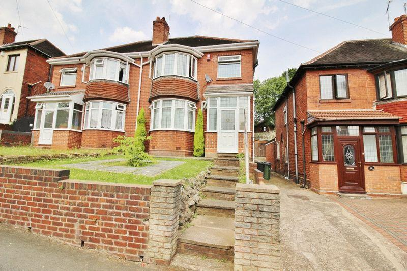 3 Bedrooms Semi Detached House for sale in Wharfedale Street, Wednesbury
