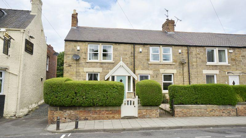 2 Bedrooms Terraced House for sale in SOUTH VIEW, Benton