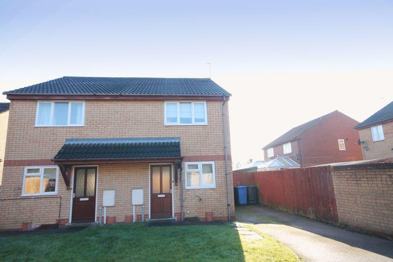 2 Bedrooms Semi Detached House for sale in GROVEBURY DRIVE , LITTLEOVER